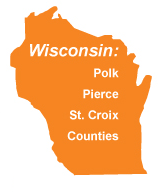 Applegate Property For Sale Wisconsin